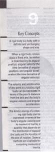 Rotation of Rigid Bodies